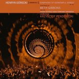 Gibbons & The Polish National Radio Symphony Orchestra, Beth: Symphony of Sorrowful Songs [CD]