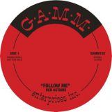"""Red Astaire: Follow Me / The Wildstyle [7""""]"""