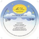 "Charlie: Spacer Woman [12"" transparent]"