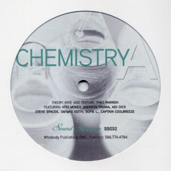 "Parrish, Theo: Chemistry / Untitled [12""]"