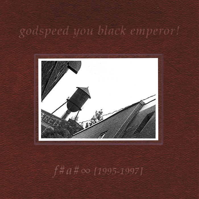 Godspeed You Black Emperor!: f#a#8 [LP]