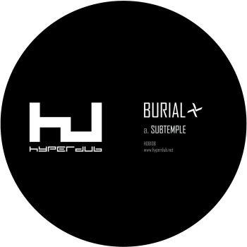 "Burial: Subtemple / Beachfires [10""]"