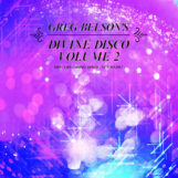 variés; Greg Belson: Divine Disco Volume Two: Obscure Gospel Disco (1979-1987) [2xLP]