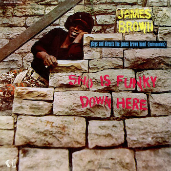 Brown Band, The James: Sho Is Funky Down Here [LP]