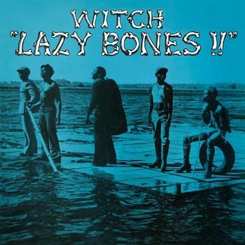 Witch: Lazy Bones!! [LP]
