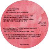 """variés: La Fête EP, un hommage à Luc Marianni [12""""]"""