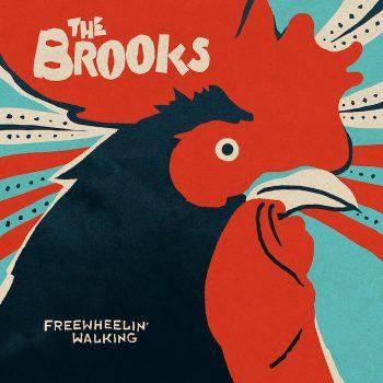 "Brooks, The: Freewheelin' Walking EP [12""]"