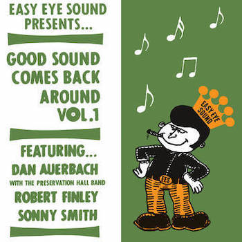 "Auerbach, Dan: Good Sound Comes Back Around Vol. 1 [7""]"