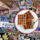 White, Jim: Waffles, Triangles & Jesus [CD]