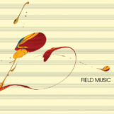 Field Music: Field Music (Measure) [2xLP rouge et jaune 180g]
