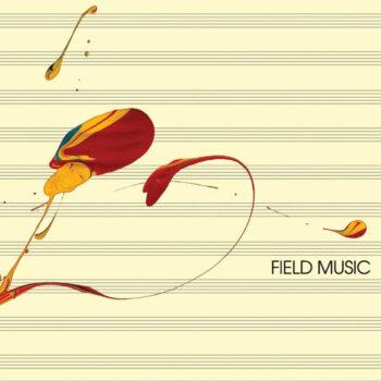 Field Music: Field Music (Measure) [2xLP rouge et jaune 180g]