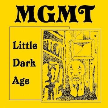MGMT: Little Dark Age [CD]