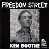 Boothe, Ken: Freedom Street [LP gris]