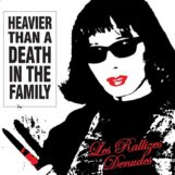 Rallizes Denudes, Les: Heavier Than a Death in the Family [2xLP, vinyle rouge 180g]