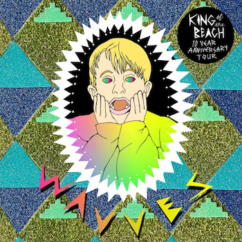 Wavves: King Of The Beach — édition 10e anniversaire [LP]