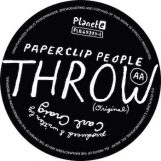 """Paperclip People / LCD Soundsystem: Throw [12""""]"""
