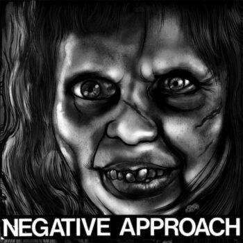 "Negative Approach: 10-Song EP [7"", vinyle vert]"