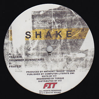 "Shake: The Drummer Downstairs [12""]"