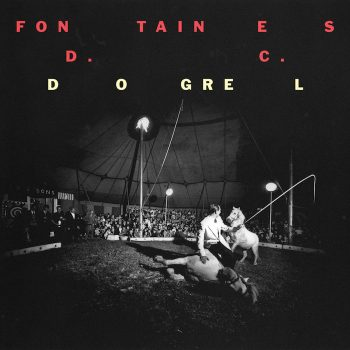 Fontaines D.C.: Dogrel [CD]