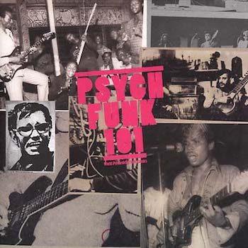 variés: Psych Funk 101 - 1968-1975 [2xLP]