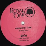 "Genius Of Time: Drifting Back / Houston We Have A Problem [12""]"