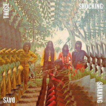 variés: Those Shocking, Shaking Days [3xLP]