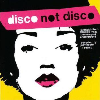 variés: Disco Not Disco (2019) [CD]