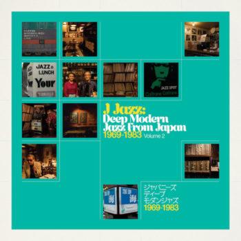 variés: J-Jazz - Deep Modern Jazz from Japan 1969-1983 Vol. 2 [LP]