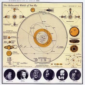 Sun Ra: The Heliocentric Worlds Of Sun Ra Vol. 2 [LP 180g]