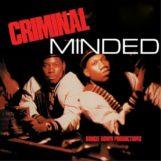 Boogie Down Productions: Criminal Minded [2xLP rouge]