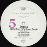 "Dexter: Space Booty / Fat Skinny People [12""]"