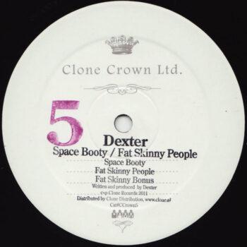 "Dexter: Space Booty / Fat Skinny People [12""]"