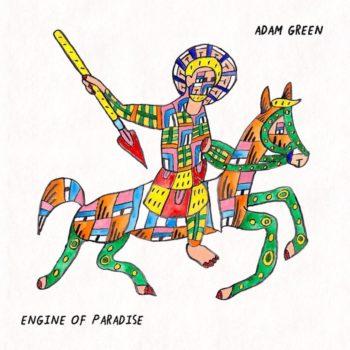 Green, Adam: Engine Of Paradise [CD]