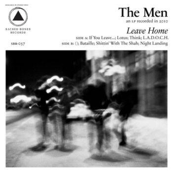 Men, The: Leave Home — édition 10e anniversaire [LP, vinyle blanc]