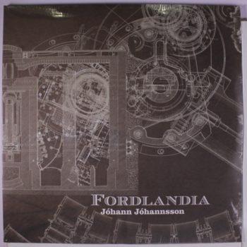 Jóhannsson, Jóhann: Fordlândia [2xLP]