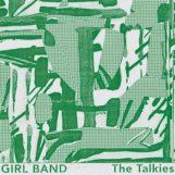Girl Band: The Talkies [LP bleu]