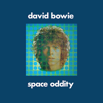 Bowie, David: Space Oddity - Tony Visconti 2019 mix [CD]