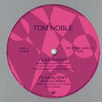 "Noble, Tom: Flashlight - incl. remix par Masalo [12""]"