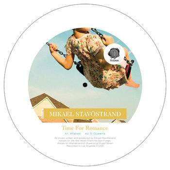 """Stavostrand, Mikael: Time For Romance [12""""]"""