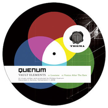 "Quenum: Vault Elements [12""]"