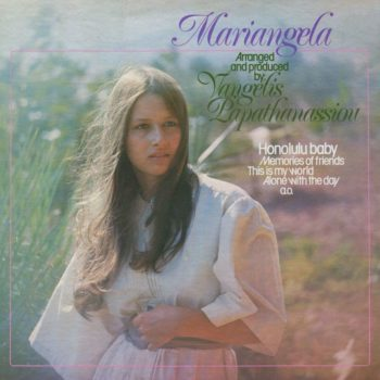 Mariangela: Mariangela [LP]