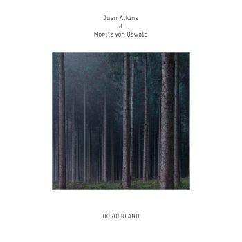Atkins & Mortiz Von Oswald, Juan: Borderland [CD]