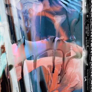 """Schwefelgelb: Der Rest Der Nacht [12"""", vinyle bleu clair]"""