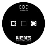 "EOD: The Symbols [3x12""]"