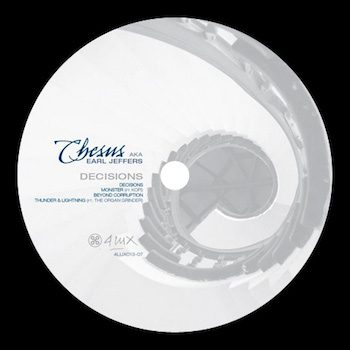 "Chesus: Decisions [12""]"