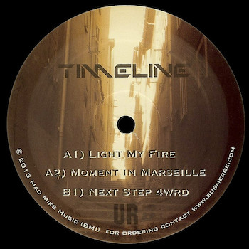 "Timeline: Conscience Dream EP [12""]"