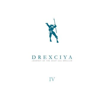 Drexciya: Journey Of The Deep Sea Dweller IV [2xLP]