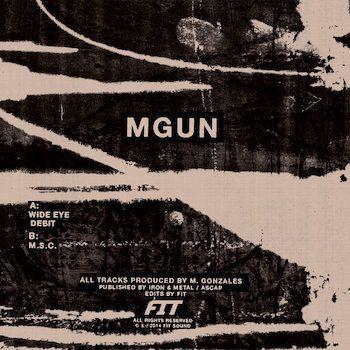 """MGUN: Mgun EP [12""""]"""