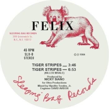 "Felix: Tiger Stripes [12""]"