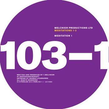 """Melchior Productions Ltd.: Meditations 1-3 [12""""]"""